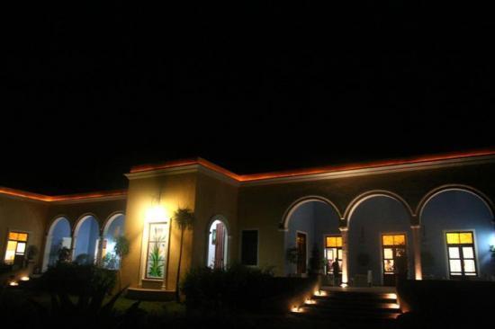 Noche Maya en la hacienda San José Chakán