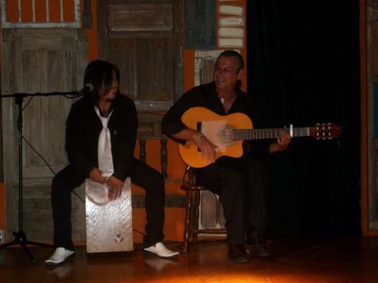 Noche Flamenca à l´Alambic.