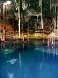 Cenote sabacche 1